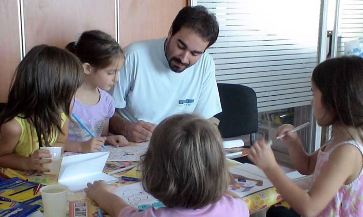 Rad sa decom budi svest o dobrobiti životinja - Elvir Burazerović